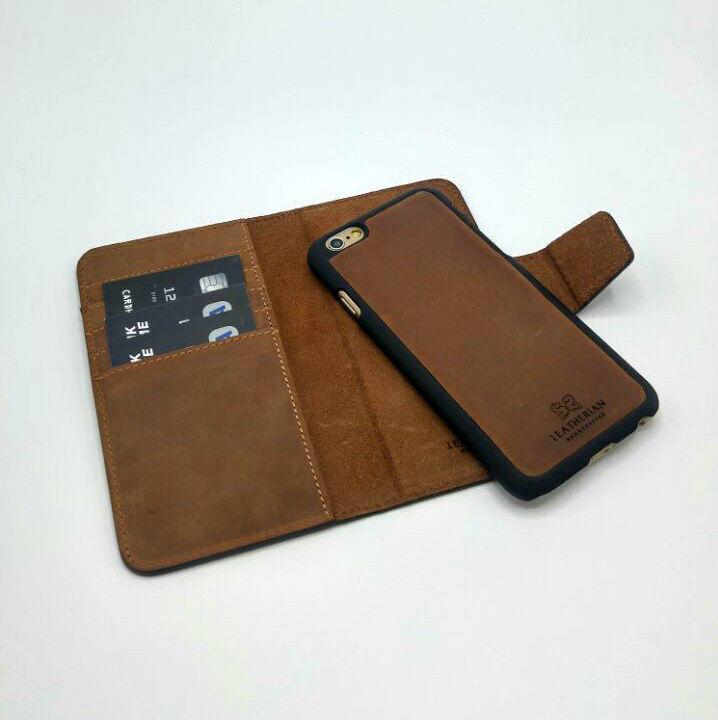 Iphone 6/7 plus  Wallet Case | MAGNETIC
