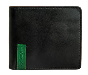 Hidesign Dylan 04 Leather Slim Bifold Wallet