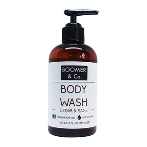 Cedar & Sage Body Wash - The Funding Ninjas