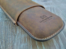 Load image into Gallery viewer, Cigar Case | Moulded Leather - The Funding Ninjas