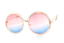 Load image into Gallery viewer, Round Rainbow Sunglasses