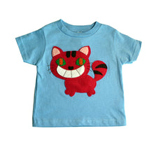 Load image into Gallery viewer, The Cheshire Cat - Alice's Adventure in Wonderland - Kids T-shirt