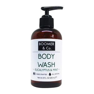 Eucalyptus & Mint Body Wash - The Funding Ninjas