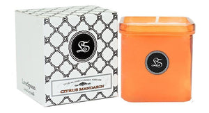 CITRUS MANDARIN SOY CANDLE - The Funding Ninjas