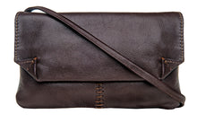 Load image into Gallery viewer, Hidesign Stitch Leather Handcrafted Cross Body