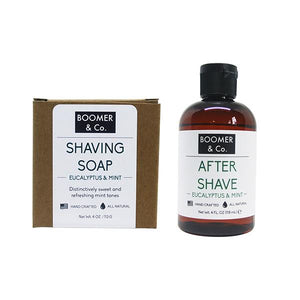 Eucalyptus & Mint Shaving Kit - The Funding Ninjas