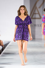 Load image into Gallery viewer, Lava Love Kim Tunic Dress