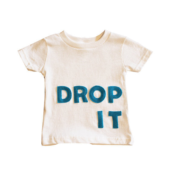 DROP IT - Kids T-shirt - The Funding Ninjas