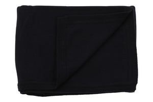 cotton cashmere navy blanket - The Funding Ninjas