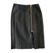 Load image into Gallery viewer, The Leather Pencil Skirt