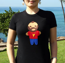 Load image into Gallery viewer, Looks Like Mr. Tee... Black Women's T-Shirt