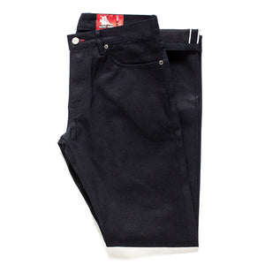 Eco Blue Selvedge Jeans - The Funding Ninjas