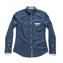 Load image into Gallery viewer, Milano Denim Button Down - Women's
