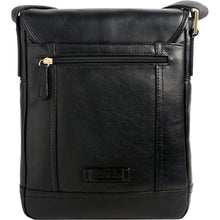 Load image into Gallery viewer, Hunter Small Leather Crossbody Messenger