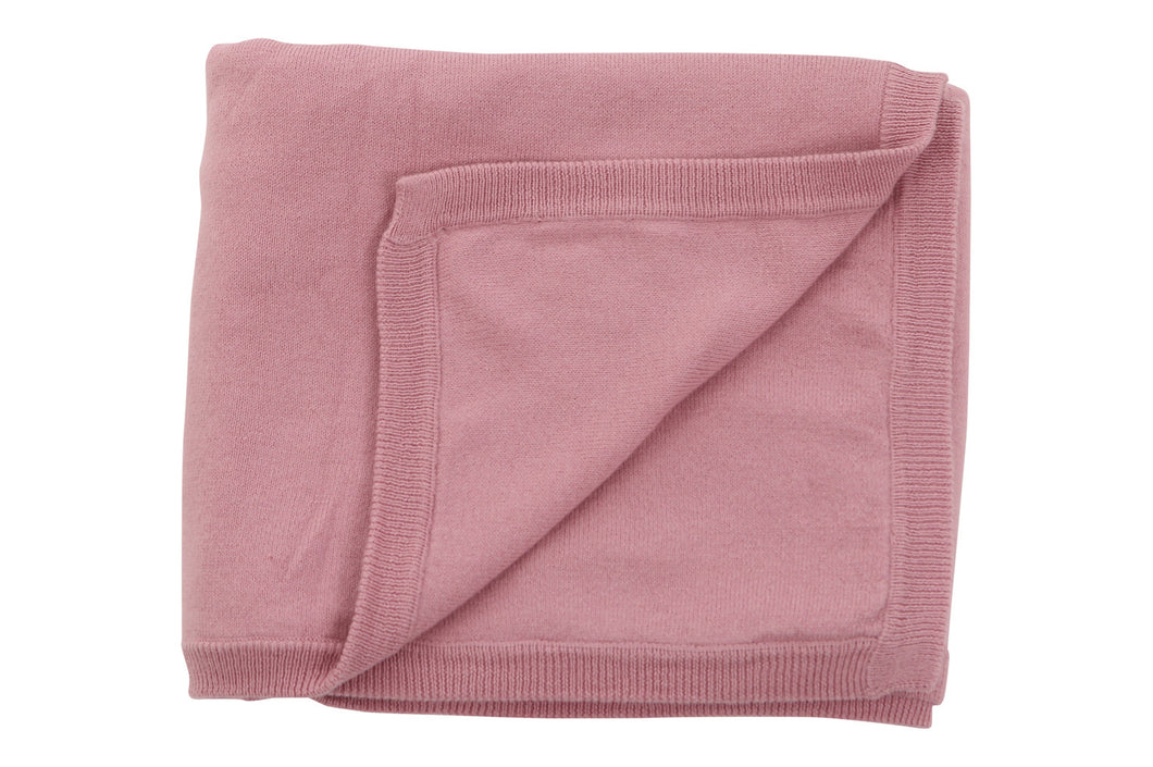 cotton cashmere pink blanket - The Funding Ninjas