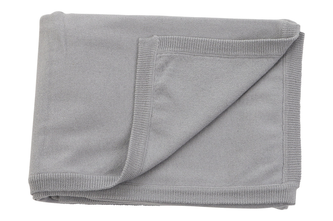 cotton cashmere grey blanket - The Funding Ninjas