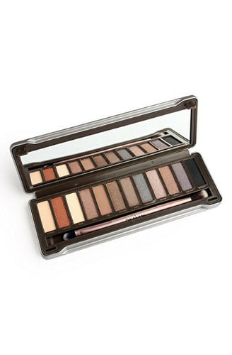 OKALAN Natural 12 Shade  Eyeshadow Palette