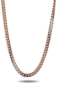 7mm Rico Chain in Rose Gold - The Funding Ninjas