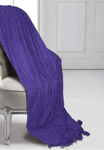 Clarissa Large Oversized Throw Blanket - The Funding Ninjas