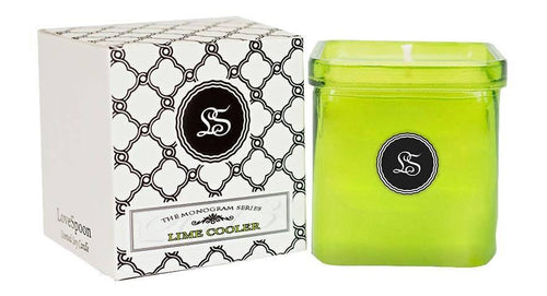LIME COOLER SOY CANDLE