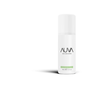 AUVA Cleansing Milk with Jojoba Oil and Shea Butter - The Funding Ninjas