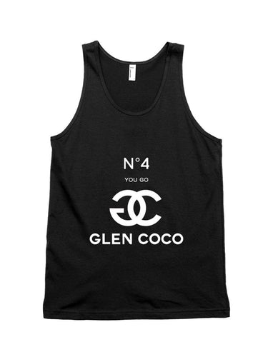 You Go Glen Coco No 4 Unisex Tank Top