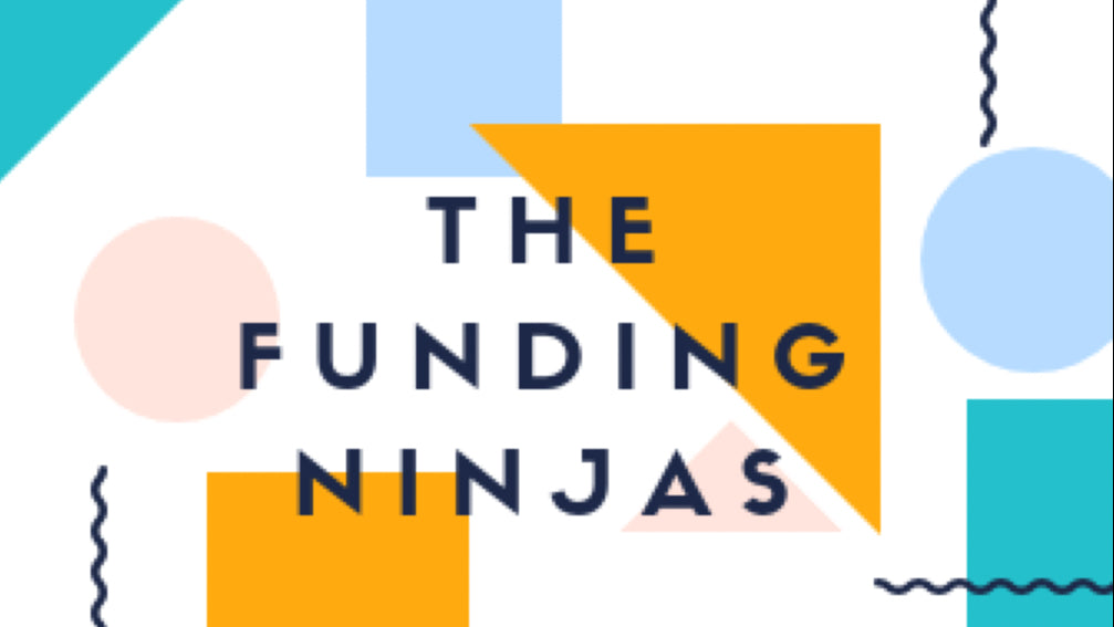 Business Cards - The Funding Ninjas