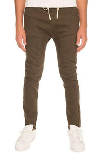 Jogger Pants in Olive