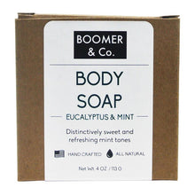 Load image into Gallery viewer, Eucalyptus & Mint Soap Bar - The Funding Ninjas