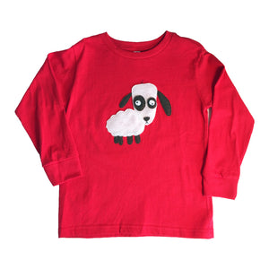 Kids Long sleeve T-shirt -Lips - mi cielo x Matthew Langille