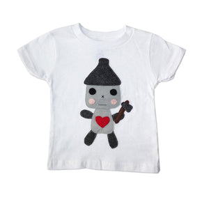 Kids T-shirt - LOVE - Tin Man