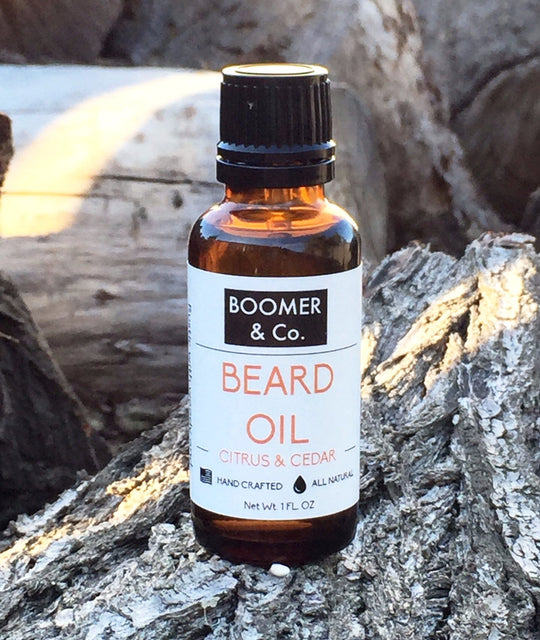 Citrus and Cedar Beard Oil - The Funding Ninjas