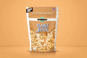 All Natural Dog Treats Grain Free Peanut Butter - The Funding Ninjas