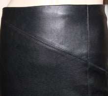 Load image into Gallery viewer, LEXI LEATHER PENCIL SKIRT