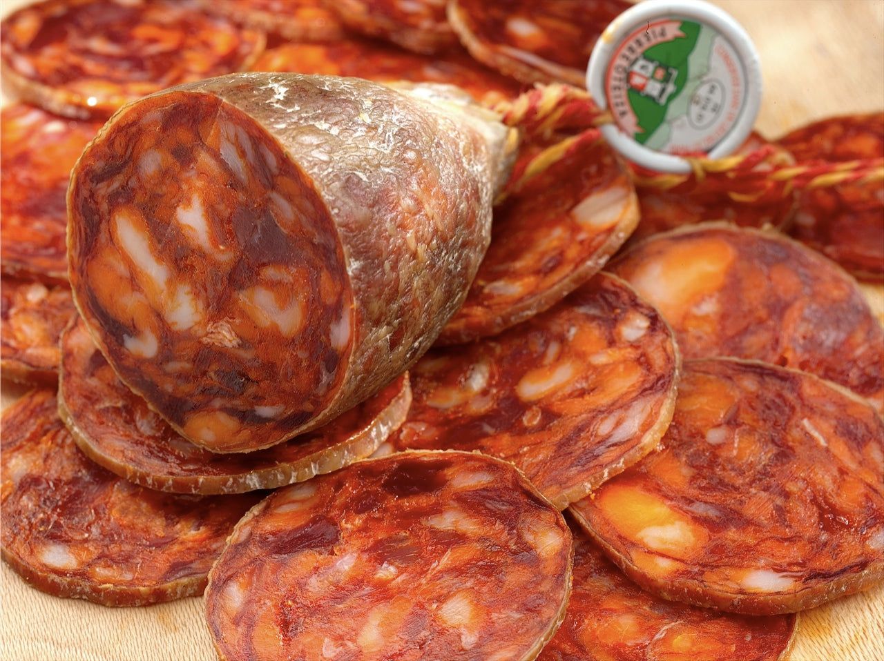 Chorizo. Minimum weight 310g