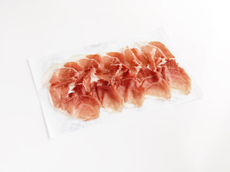 Sliced 28 Month Parma Ham. Click and Collect Only