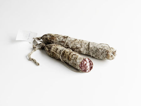 Sliced Salame Toscano. Click and Collect only