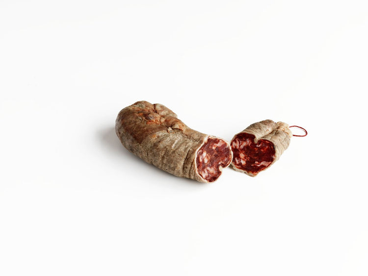 Soppressata Piccante. Minimum weight 350g
