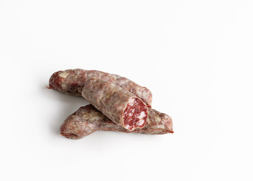 Truffle Salami. Minimum weight 175g