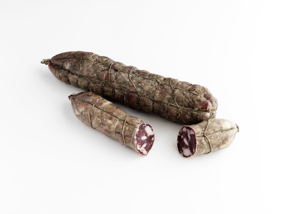 Salame della Rosa . Minimum weight 320g(half)