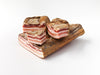 Smoked Pancetta Stesa. Minimum weight 250g