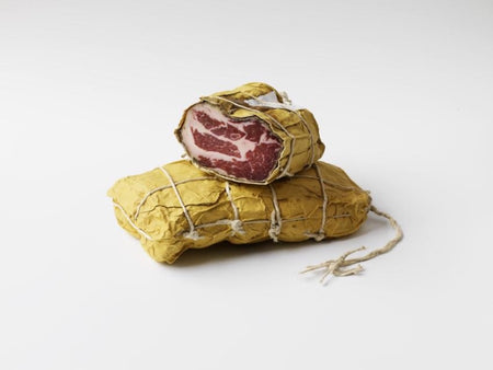 Capocollo. Minimum weight 750g