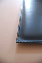 Load image into Gallery viewer, Minimalist leather laptop case made in Berlin