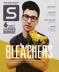 FREE issue featuring Bleachers with 1 year subscription (US only)