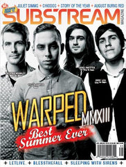 Issue 35 - Warped Tour 2013