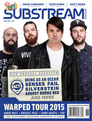 Issue 46 Warped Tour Special Edition Issue Cover 1