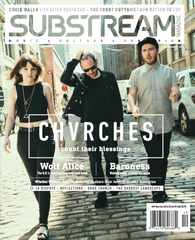 FREE Issue featuring CHVRCHES with 1 year subscription! (US Only)