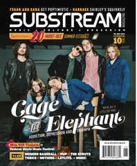 FREE Issue featuring Cage The Elephant with 1 year subscription! (US Only)
