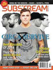 Issue 43 Featuring Circa Survive