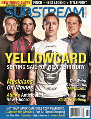 Issue 42 Featuring Yellowcard